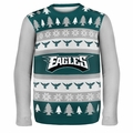 Philadelphia Eagles NFL Ugly Sweater Wordmark