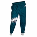 Philadelphia Eagles NFL Polyester Mens Jogger Pant by Klew