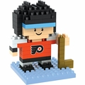 Philadelphia Flyers NHL 3D Player BRXLZ Puzzle By Forever Collectibles