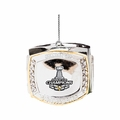Pittsburgh Penguins 2017 Stanley Cup Champions Ring Ornament