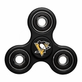 Pittsburgh Penguins NHL Team Three Way Spinner