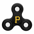 Pittsburgh Pirates MLB Team Three Way Spinner
