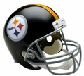 Pittsburgh Steelers (1963-76) Riddell NFL Throwback Mini Helmet