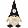"Pittsburgh Steelers NFL 11"" Plush Gnomie By Forever Collectibles"