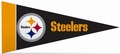 Pittsburgh Steelers NFL Mini Pennant