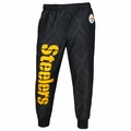 Pittsburgh Steelers NFL Polyester Gradient Men's Jogger Pant by Klew