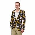 Pittsburgh Steelers NFL Ugly Business Sport Coat Repeat Logo by Forever Collectibles