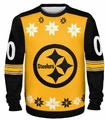 Pittsburgh Steelers NFL Ugly Sweater Almost Right