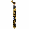 Pittsburgh Steelers NFL Ugly Tie Repeat Logo by Forever Collectibles