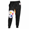 Pittsburgh Steelers NFL Polyester Mens Jogger Pant by Klew