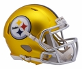 Pittsburgh Steelers Riddell Blaze Alternate Speed Mini Helmet