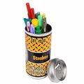 Pittsburgh Steelers Thematic Soda Can Bank