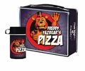 Pizza Lunch Box & Drink Container (Five Nights at Freddy's) By NECA