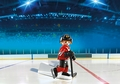 Playmobil NHL Chicago Blackhawks Player