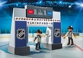 Playmobil NHL Score Clock with 2 Referees