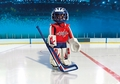 Playmobil NHL Washington Capitals Goalie