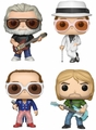 Pop! Rocks: Series 3 Funko Pop! Complete Set (4)
