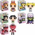 Powerpuff Girls Complete Set (5) Funko Pop!