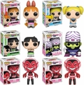 Powerpuff Girls Complete Set w/ CHASE (6) Funko Pop!