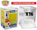 Premium Pop! Protector Case of 36