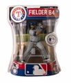 "Prince Fielder (Texas Rangers) 2016 MLB 6"" Figure Imports Dragon THE PLAYERS CLUBHOUSE�"