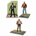 "Pulp Fiction Set (3) Diamond Select Toys 7"" Action Figures"