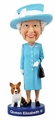 Queen Elizabeth II Bobblehead by Royal Bobbles