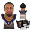 Ray Lewis (Baltimore Ravens) NFL 8� Digitally Mastered Resin Bust