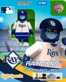 Raymond the Ray Mascot (Tampa Bay Rays) MLB OYO Sportstoys Minifigures G4LE