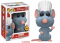 Remy Flocked Chase (Ratatouille) Funko Pop!