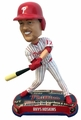 Rhys Hoskins (Philadelphia Phillies) 2017 MLB Headline Bobble Head by Forever Collectibles