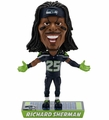 Richard Sherman (Seattle Seahawks) 2017 NFL Caricature Bobble Head by Forever Collectibles