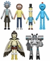 Rick and Morty Action Figures Set (5)