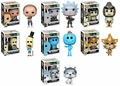 Rick and Morty Complete Set (7) Funko Pop!