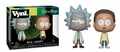 Rick and Morty 2-pack (Rick and Morty) Funko Vnyl