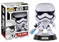 Riot Trooper (Star Wars: Episode VII The Force Awakens) Funko Pop! Series 3