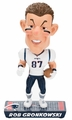 Rob Gronkowski (New England Patriots) 2017 NFL Caricature Bobble Head by Forever Collectibles