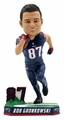 Rob Gronkowski (New England Patriots) 2017 NFL Color Rush Bobblehead
