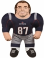 "Rob Gronkowski (New England Patriots) 24"" NFL Plush Studds by Forever Collectibles"