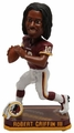 Robert Griffin III (Washington Redskins) Forever Collectibles 2014 NFL Springy Logo Base Bobblehead