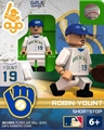 Robin Yount (Milwaukee Brewers) Cooperstown OYO Sportstoys Minifigures