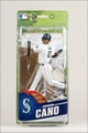 Robinson Cano (Seattle Mariners) MLB 33 McFarlane Collector Level Gold CHASE #/500