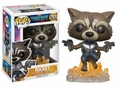 Rocket (Guardians of the Galaxy Vol. 2) Funko Pop!