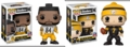 Roethlisberger/Brown (Pittsburgh Steelers) NFL Funko Pop! Series 4 Combo