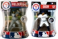 "Rougned Odor/Prince Fielder (Texas Rangers) MLB 2016-17 6"" Figure Imports Dragon Set (2)"