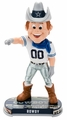 Rowdy (Dallas Cowboys) Mascot 2017 NFL Headline Bobble Head by Forever Collectibles