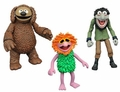 Rowlf With Crazy Harry The Muppets Series 3 Action Figure 2-Pack Diamond Select Toys