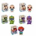 Rugrats Complete Set W/CHASES (5)  90s Nickelodeon Funko Pop!