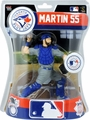 "Russell Martin (Toronto Blue Jays) 2017 MLB 6"" Figure Imports Dragon THE PLAYERS CLUBHOUSE�"