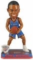 Russell Westbrook (Oklahoma City Thunder) Forever Collectibles 2014 NBA Springy Logo Base Bobblehead